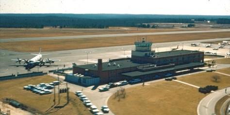 HG airport