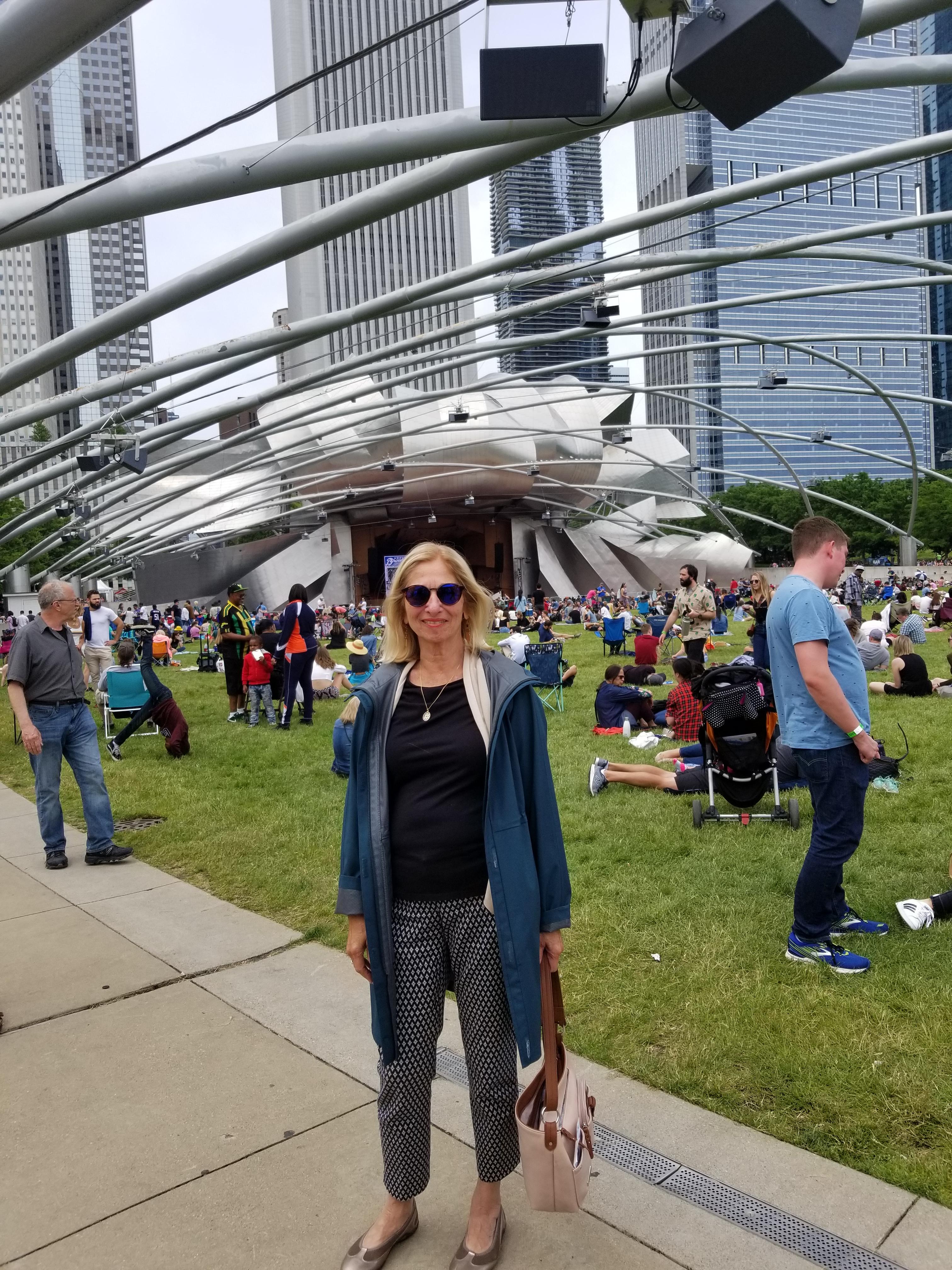 G in Chicago